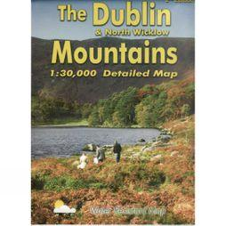 EASTWEST MAPPING Cordee Dublin & North Wicklow 2nd Edition, 2013