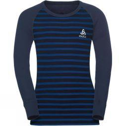 Kids Warm Crew Long Sleeve Top