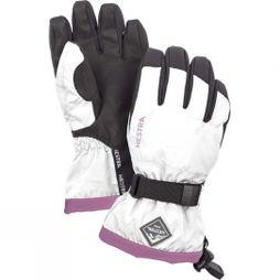 Hestra Kids Gauntlet Czone Jr Gloves White