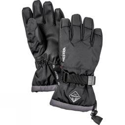Hestra Kids Gauntlet Czone Jr Gloves Black