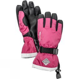 Hestra Kids Gauntlet Czone Jr Gloves Fuhsia