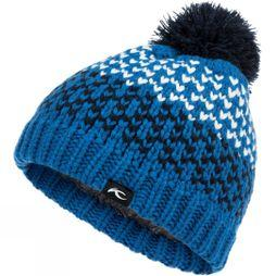 KJUS Kid's Flow Beanie Strong Blue