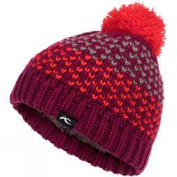 KJUS Kid's Flow Beanie Purple Berry