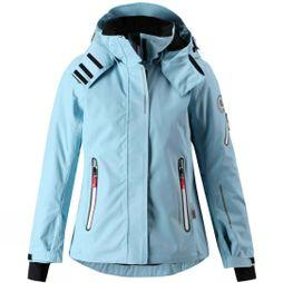 Reima Girls Frost Jacket Turquoise