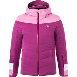 KJUS Girls Madlain Jacket Fruity Pink/Frozen Pink