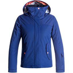 Girl's Jetty Solid Jacket