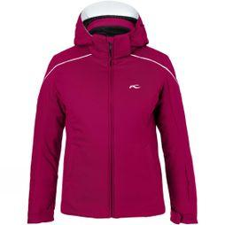 KJUS Girls Formula Jacket Purple Berry