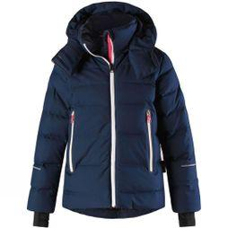 Reima Girls Waken Down Jacket 14+ Navy
