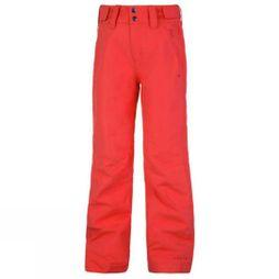 Protest GirLong Sleeve Jackie JR Snowpants Tulip Red