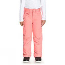 Roxy Girls Backyard Snow Pants Age 14+ Shell Pink