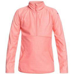 Roxy Girls Cascade Fleece Shell Pink