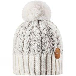 Reima Girls Nordkapp Beanie White