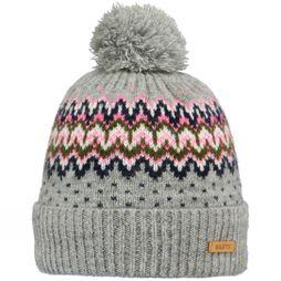 Barts Scout Beanie Heather Grey