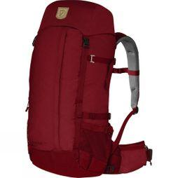 Fjallraven Womens Kaipak 38 Rucksack Redwood
