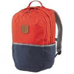 Fjallraven High Coast Kids Backpack Flame Orange-Navy