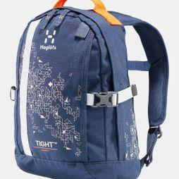 Haglofs Junior Tight 8 Backpack Tarn Blue/Stone Grey