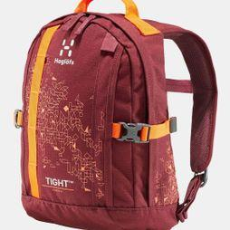 Haglofs Junior Tight 8 Backpack Aubergine/Cayenne