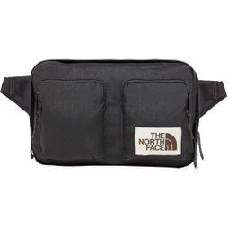 The North Face Kanga Bumbag TNF Black Heather