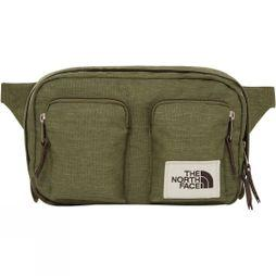 The North Face Kanga Bumbag Four Leaf Clover Dark Heather/New Taupe Green Dark Heather