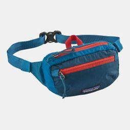 Patagonia Lightweight Travel Mini Hip Bumbag Balkan Blue