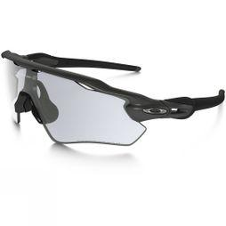 Oakley Radar EV Path Photochromic Steel Frame/Clear Black Iridium Photocromic Lens
