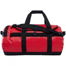 The North Face Base Camp Duffel - M  TNF Red/TNF Black