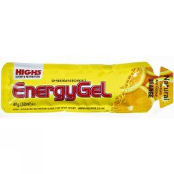 High 5 Energy Gel Juicy Orange No Colour