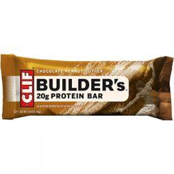 Clif Chocolate Peanut Butter Protein Builders Bar No Colour
