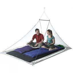Sea to Summit Nano Mosquito Pyramid Net - Double No Colour