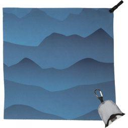 PackTowl Nano Towel Blue Mountains