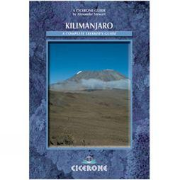 Cicerone Kilimanjaro: Trekkers Guide No Colour