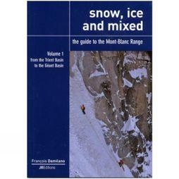 JM Editions Cordee Snow, Ice And Mixed Vol I No Colour