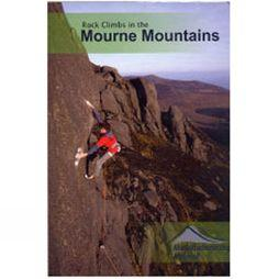 MCI Cordee Rock Climbs in the Mourne Mountains No Colour