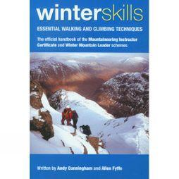 UK Mountain Training Cordee Winter Skills: Essential Techniques No Colour
