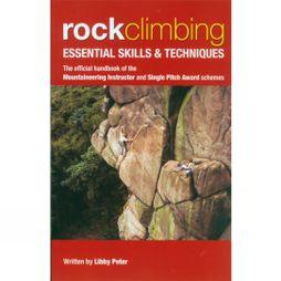 UK Mountain Training Cordee Rock Climbing: Essential Skills No Colour