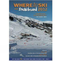 Where To Ski Where2Ski&Board'12 No Colour