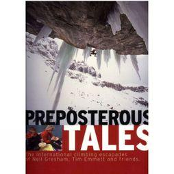 Sam & Neil Cordee Preposterous Tales No Colour