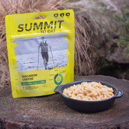 Summit to Eat Macaroni Cheese No Colour