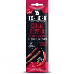 Chilli Pepper Skinny Salami 40g