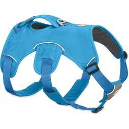 Ruff Wear Web Master Harness 2017 (S) Blue Dusk