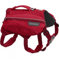 Ruff Wear Singletrack Pack Red Currant