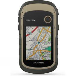 Garmin eTrex 32x with BirdsEye Select GB+ GPS .