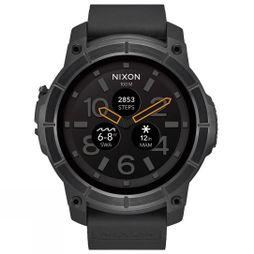 Nixon The Mission Watch Black