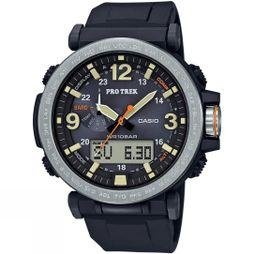 Casio ProTrek Sports Watch PRG-600-1ER  Black/Silver