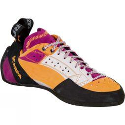 Scarpa Womens Techno X Shoe Grey/Dhalia/Yellow