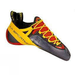 La Sportiva Genius Shoes Red/Yellow
