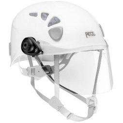 Petzl Vision Face Shield For Meteor No Colour