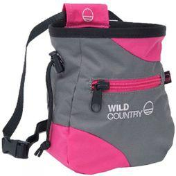 Wild Country Grand Illusion Chalk Bag Red