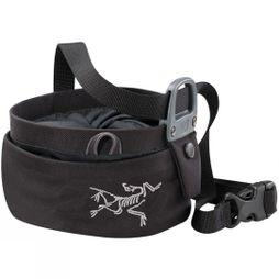 Arc'teryx Aperture Chalk Bag - L Black