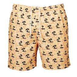Franks Men's Mid Shorts Palms Cove Sand